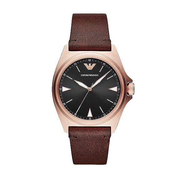 Reloj de Pulsera Emporio Armani - Hombre: Amazon.es: Relojes