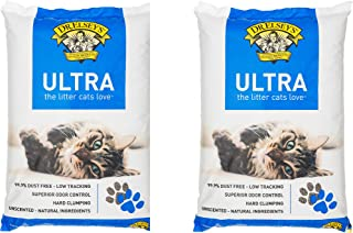 product image for Dr. Elsey's Precious Cat Ultra Premium Clumping Cat Litter, 18 Lb, Pack of 2