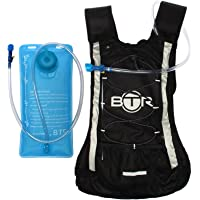 HYDRATION RUCKSACK & 2L Water Hydration Bladder – our ORIGINAL BTR hydration pack with a bladder bag is a WATERPROOF RUNNING RUCKSACK ideal for outdoor sports. It's a bike backpack or a running backpack – DRINK and GO!