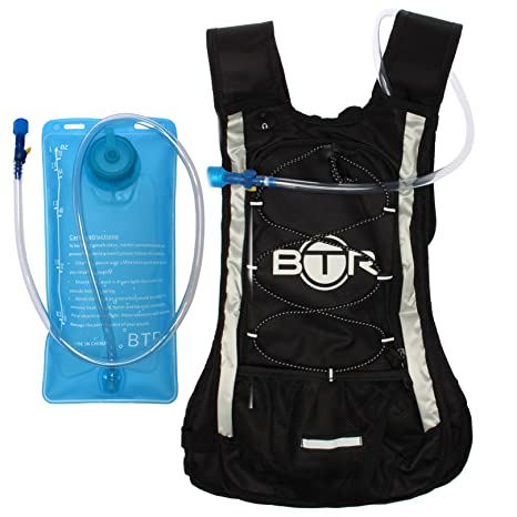 9f2b6b01e6b7 BTR Hydration Pack. Hydration Backpack (10L) Plus Hydration Bladder ...