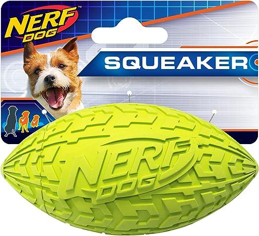 Nerf - Pelota de fútbol para Perro: Amazon.es: Productos para mascotas