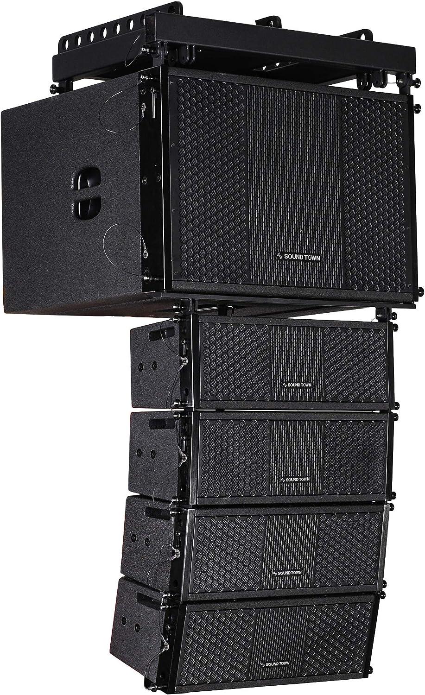 Amazon.com: Sound Town ZETHUS Series Line Array Speaker System