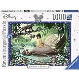 Ravensburger 19744 - Disney: Dschungelbuch, 1000 Teile Puzzle