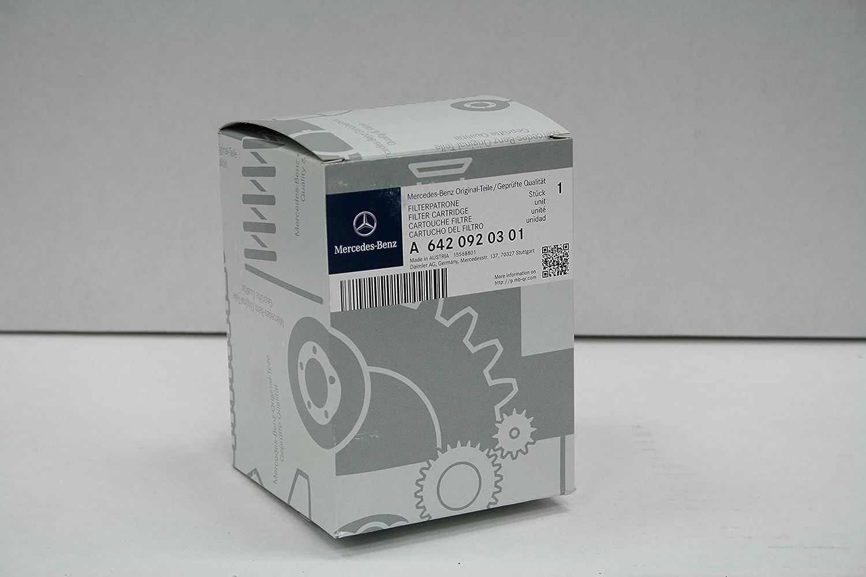 Fuel Filter Mercedes-Benz 642 092 03 01