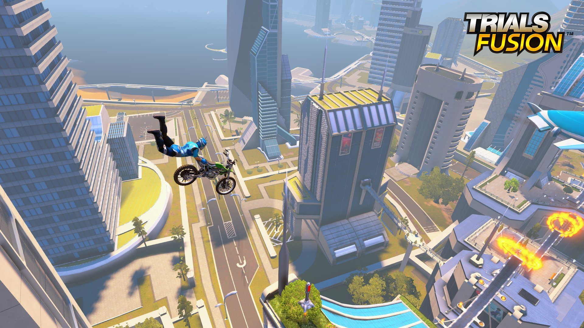 Trials Fusion Deluxe [Online Game Code]