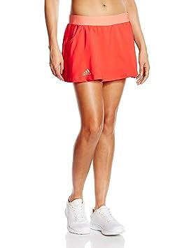 adidas Club Skort - Falda para Mujer, Color Rojo/Naranja: Amazon.es: Zapatos y complementos