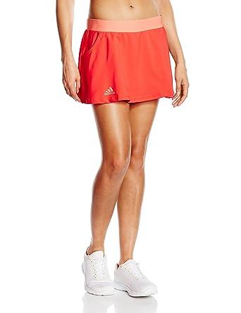 adidas Club Skort - Falda para Mujer, Color Rojo/Naranja ...
