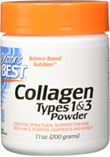 Doctors Best Best Collagen Types 1 and 3, 7.1 Ounce (200-grams)