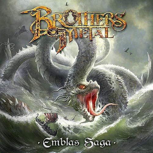 Brothers Of Metal - Emblas Saga (Digipak)