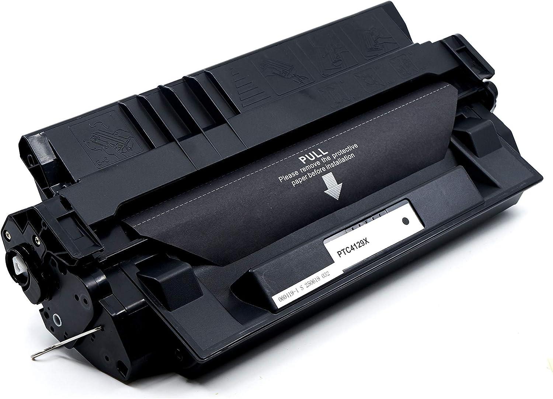 Black,4 Pack C4129X USA Advantage Compatible Toner Cartridge Replacement for HP 29X