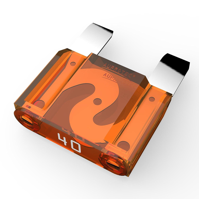 40A Ampere orange