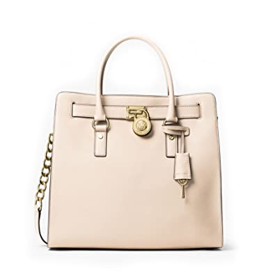 07a64c30efdb ... coupon code for michael michael kors dillon large saffiano leather  satchel in dove c7422 b4ab1