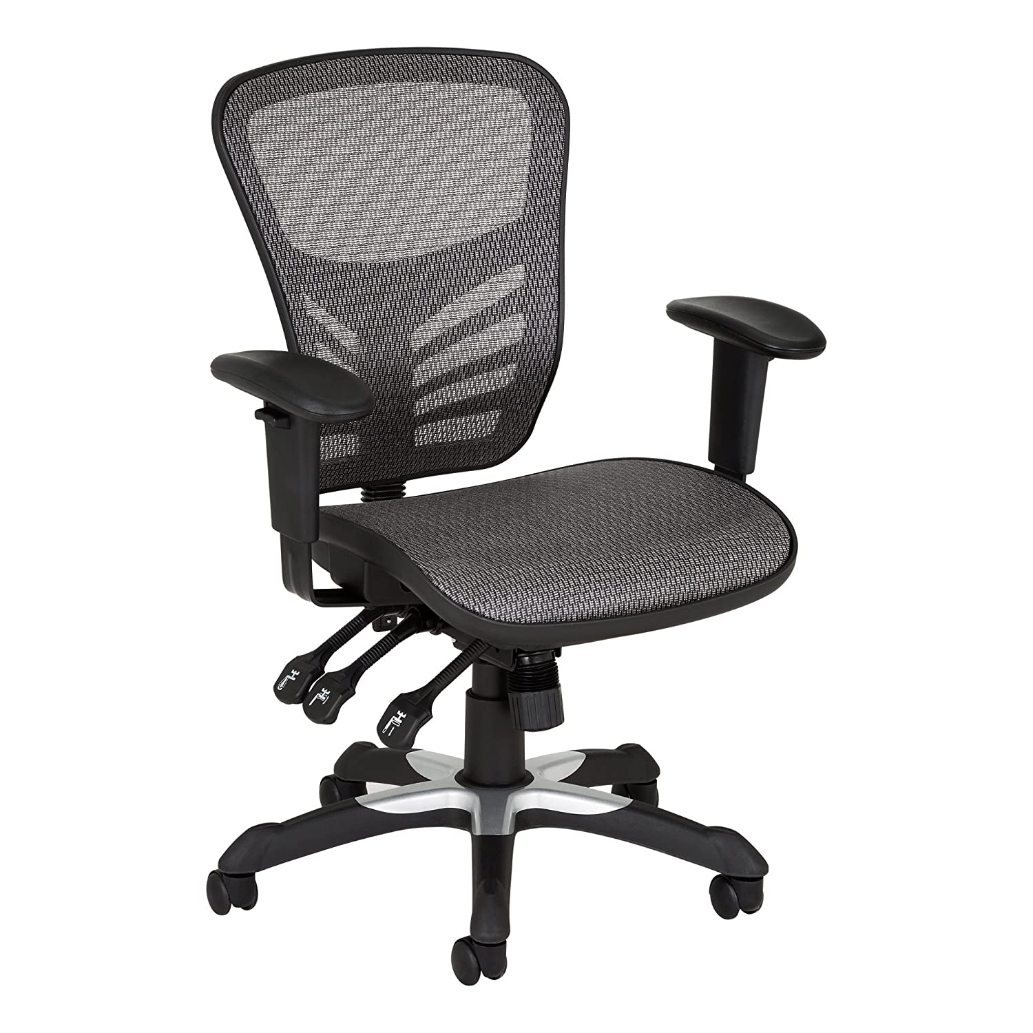 Norwood Commercial Furniture NOR-IAH3040-SO Adjustable-Height Mesh Office Chair