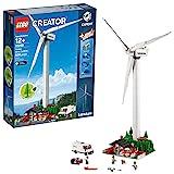 LEGO Creator Expert Vestas Wind Turbine 10268 Building Kit , New 2019 (826Piece) (Color: Multi)
