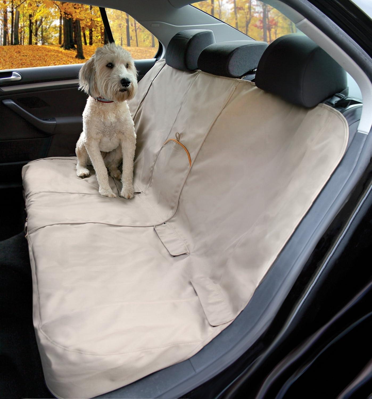 Amazon Kurgo Wander Dog Car Seat Cover Hampton Sand Khaki