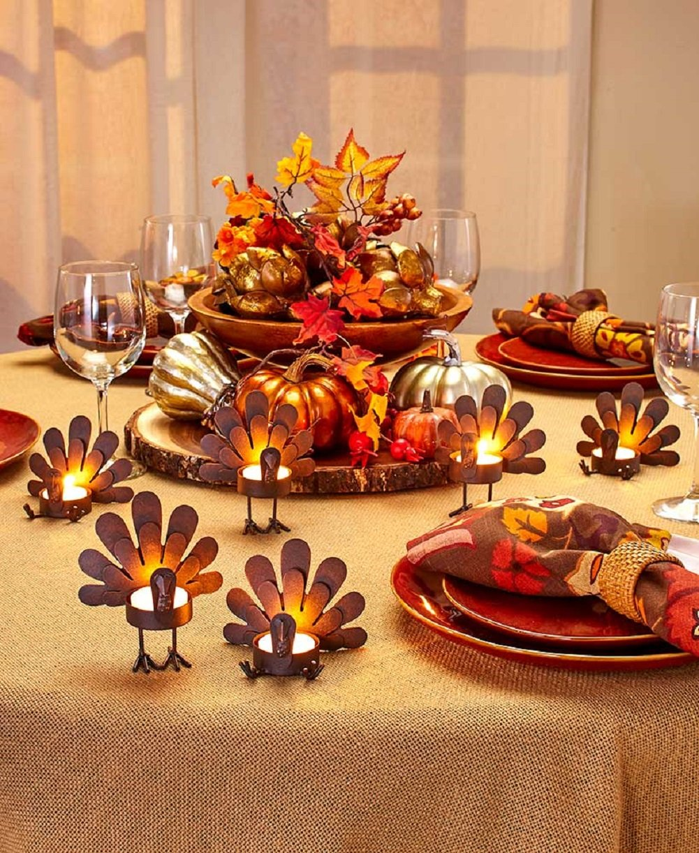 List of thanksgiving decorations more lists