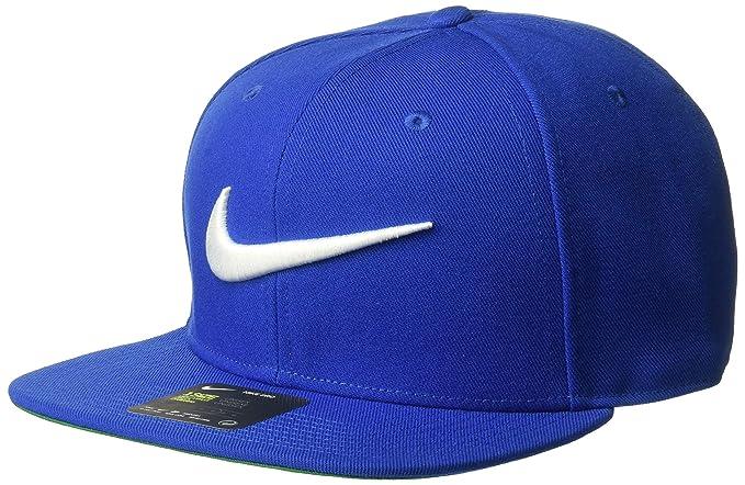 Nike U Nk Pro Cap Swoosh Classic Gorra, Unisex Adulto, Indigo ...