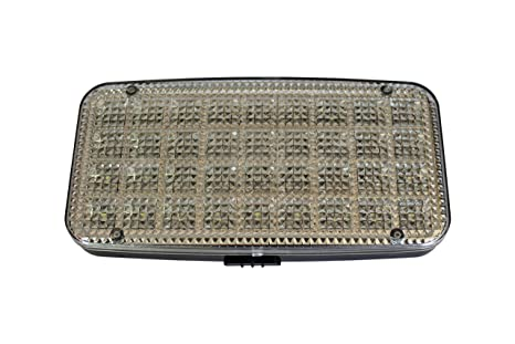 Plafoniera Led 12v : Gt 698 plafoniera auto 36 led 12v: amazon.it: e moto