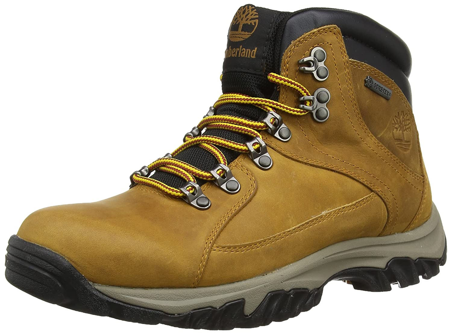 f4782563014 Timberland Men's Thorton FTP Mid GTX High Rise Hiking Shoes, Yellow ...