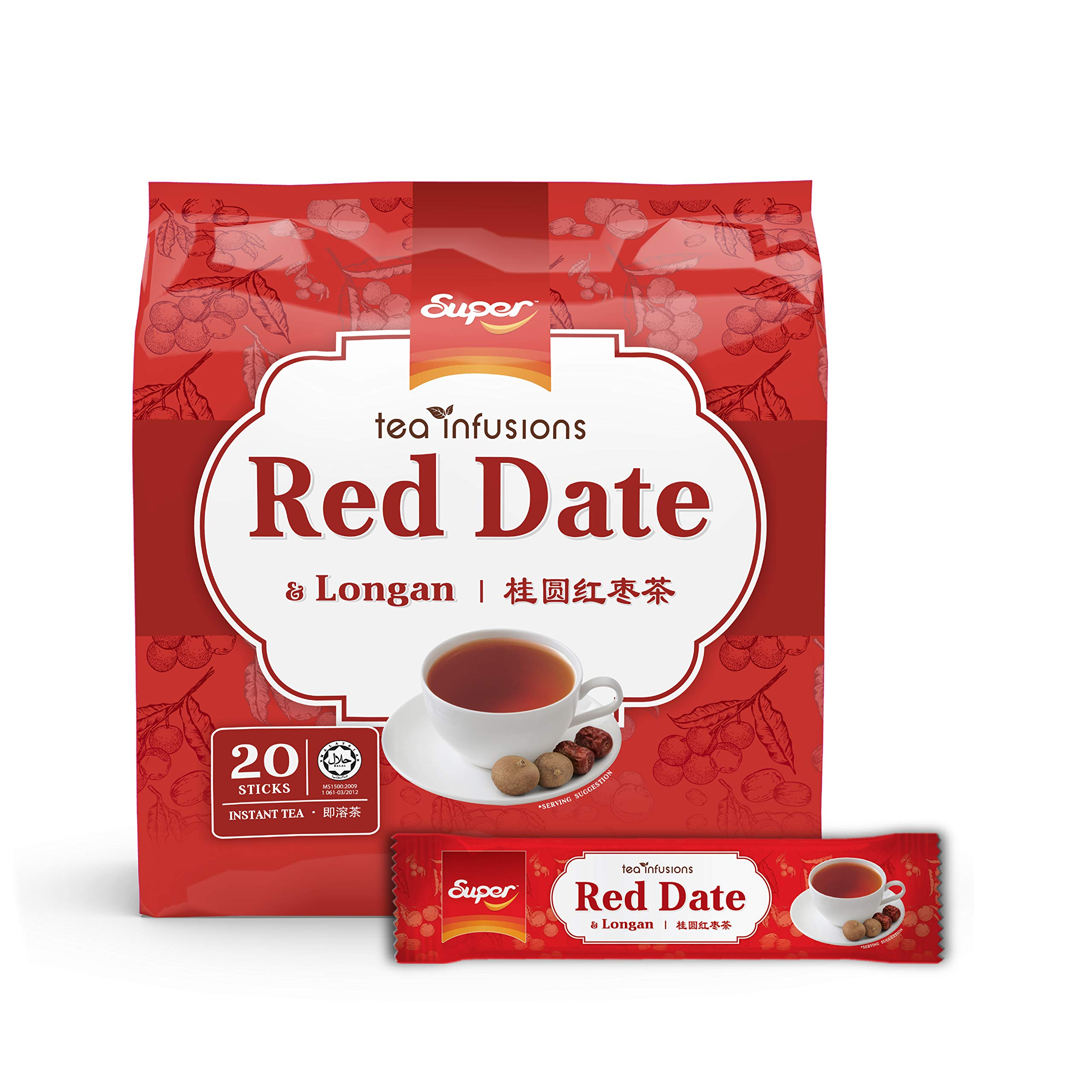 SUPER Red Date and Longan Tea