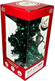 DCI Deck Your Desk LED USB Christmas Tree, Mini