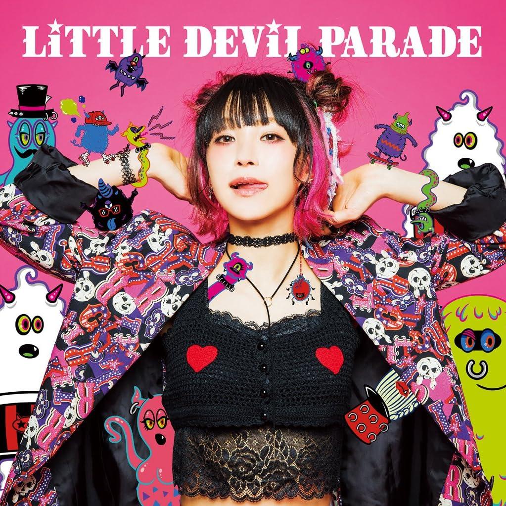 Lisa Ipad壁紙 Little Devil Parade 女性タレント スマホ用画像123321