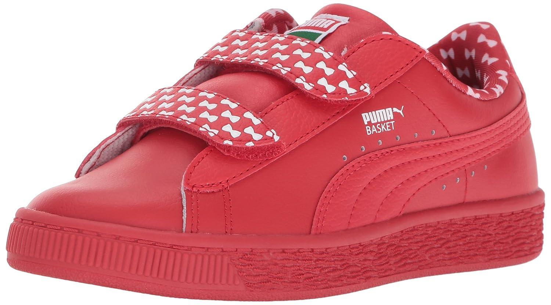 PUMA Sesame Str Basket Elmo Mono V Kids