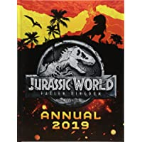 Jurassic World Fallen Kingdom Annual 2019 (Annuals 2019)