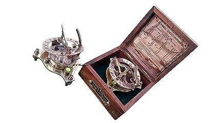 Amazon Com Us Handicrafts Vintage Marine West London Antique 2 5