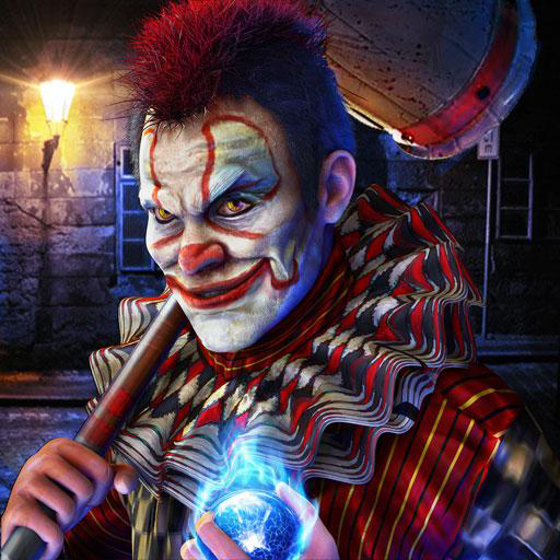 Scary Clown Escape Survival Simulator 3D: Thrilling Vegas Crime Mafia Gangster Criminal Attack Adventure Game Free For Kids 2018 -