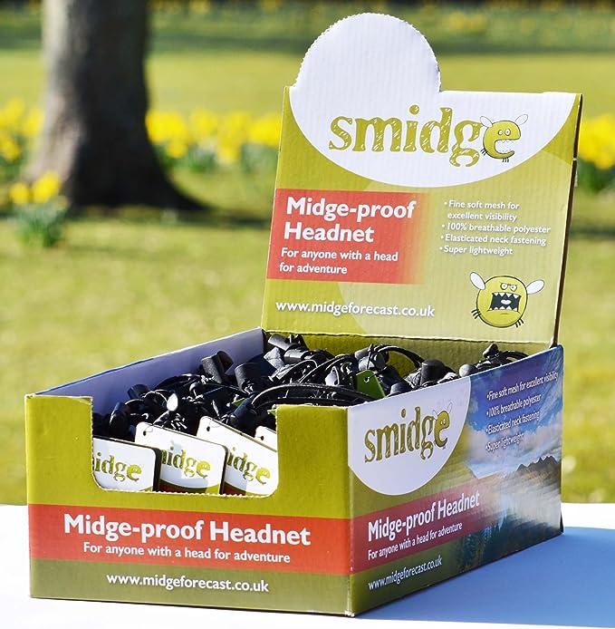 Smidge Midge Proof Headnet