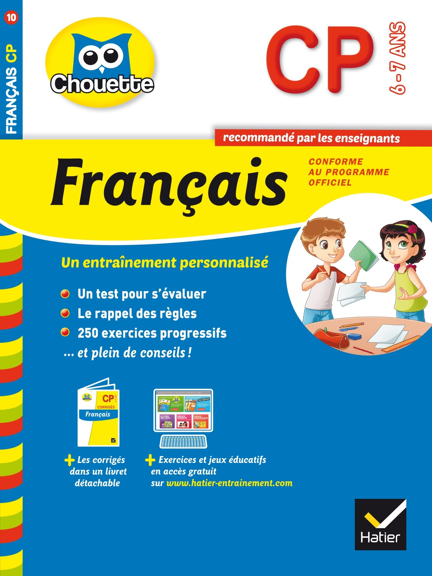 Amazon Collection Chouette Francais Cp 6 7 Ans Words Language