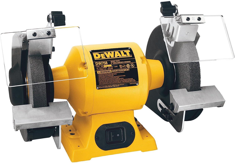 DEWALT Bench Grinder, 8-Inch DW758