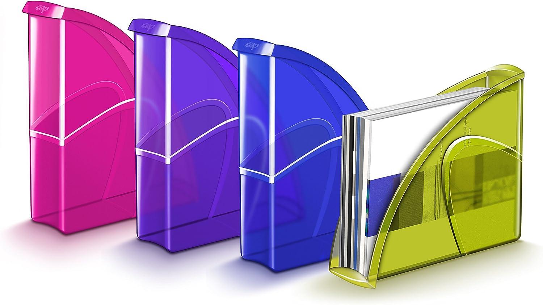 CEP Happy 674 + - Revistero archivador, color violeta: Amazon.es ...