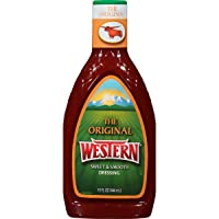 Deals on Western Original Salad Dressing 15 Ounce
