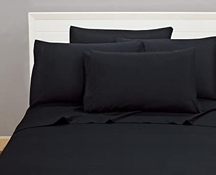 bellerose microfiber sheets quality bedding 1800 series 6 piece classic soft bed linens deep pocket fitted