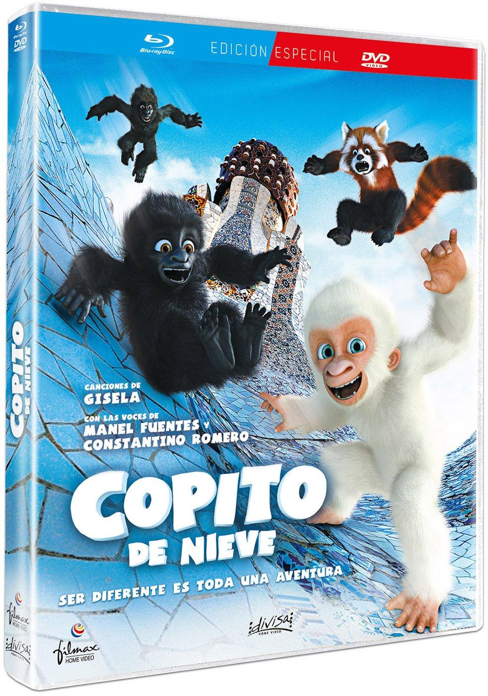 Copito de nieve [Blu-ray]