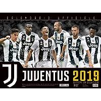 calendario JUVENTUS 2019 UFFICIALE da collezione - (44x33)