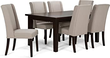 Simpli Home 7-Piece Sotherby Dining Set