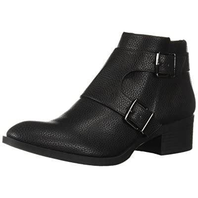 Kenneth Cole REACTION Women's Re-Belle Moto Bootie Motorcycle Boot   Ankle & Bootie