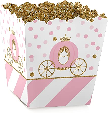 Amazon.com: Little Princess Corona – Mini cajas de regalo de ...