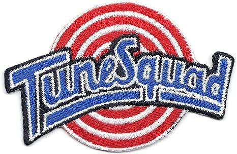 Parche bordado con el logotipo del equipo de baloncesto Tune Squad ...