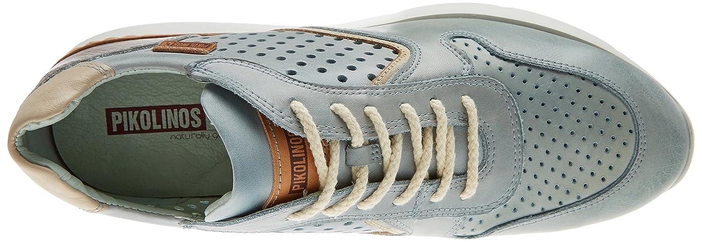 Pikolinos Damen Modena W0r Sneaker (Aqua) Blau (Aqua) Sneaker 97916e