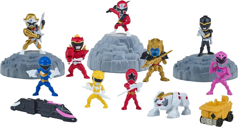Amazon.com: Power Rangers Collectible Ciegos Cápsulas: Toys ...