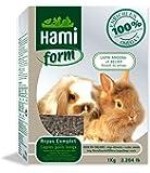 Hami Form - Repas Premium Lapin Nain - Poils Longs - 2,5 Kg
