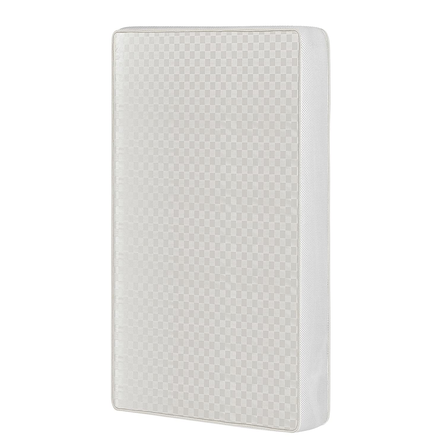 Dream On Me, 2-In-1 Breathable Two-Sided 3Mini/Portable Crib Mattress, White Dream on Me Dropship BR-24