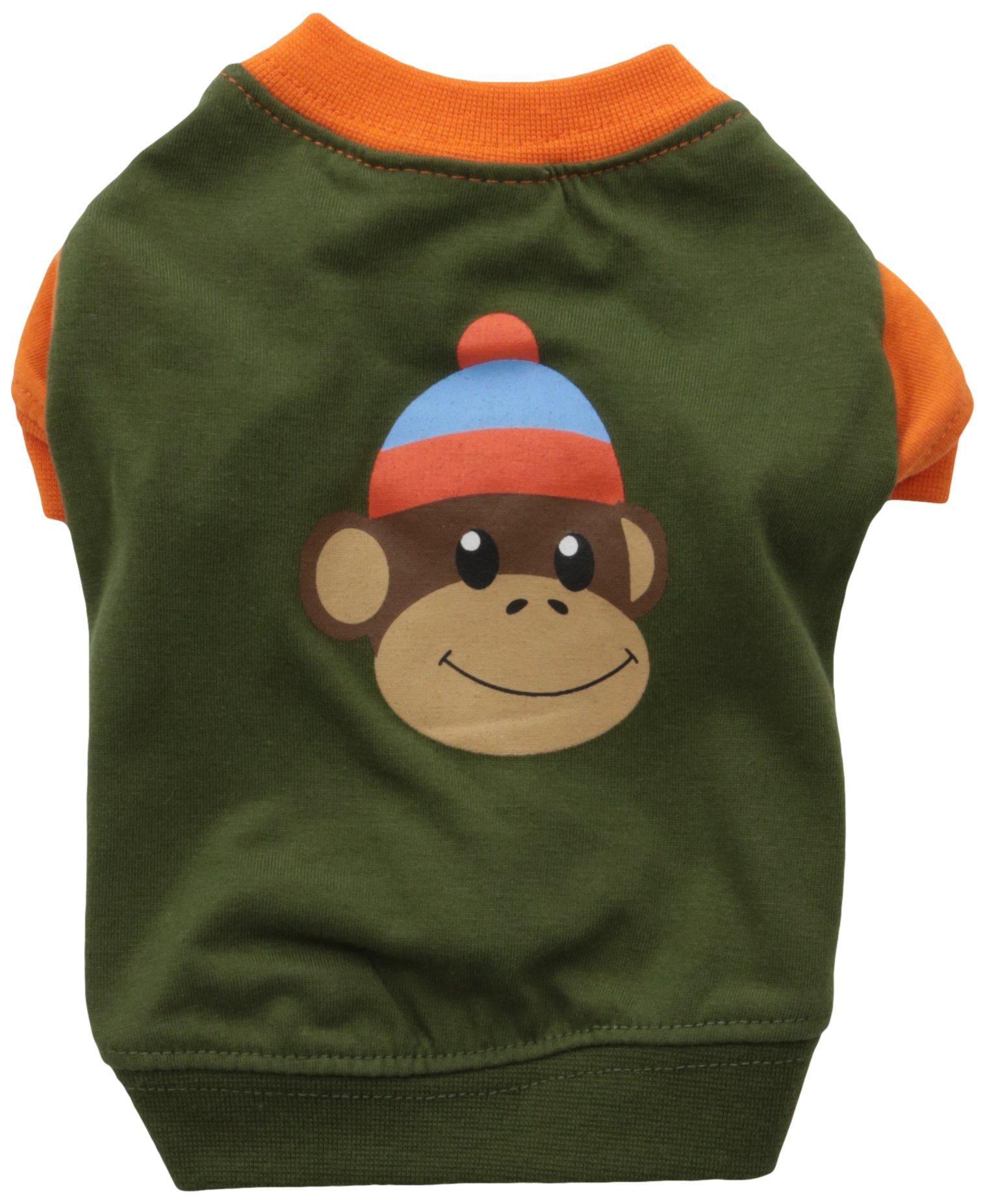 East Side Collection Monkey Business Raglan Dog Shirt
