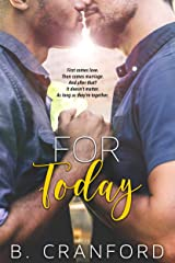 For Today (The Avenue Book 3) Kindle Edition