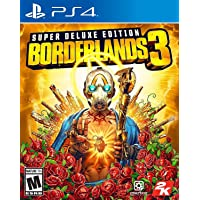 Borderlands 3 Super Deluxe Edition Play Station 4 - Special Edition - PlayStation 4