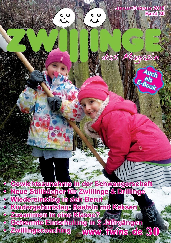 Weihnachtsbasteln 5 Klasse.Zwillinge Das Magazin Januar Februar 2018 German Edition Marion